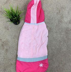 Top Paw Dog Winter Jacket Pink Sz: XL